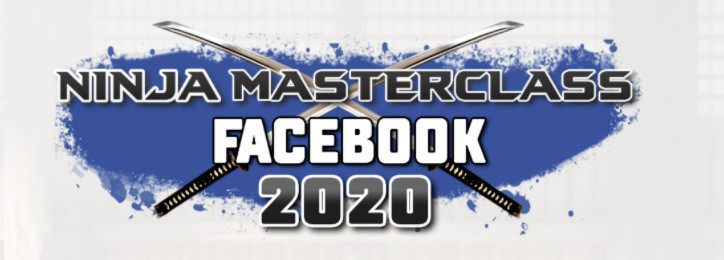 Kevin David Ninja Course Review: Photo of Facebook Ads Masterclass Logo